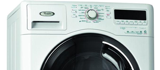 Wasmachine geluid