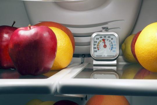 normale temperatuur koelkast