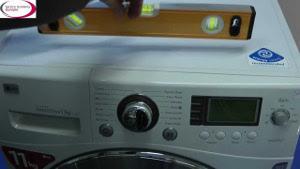 wasmachine waterpas onderhoud