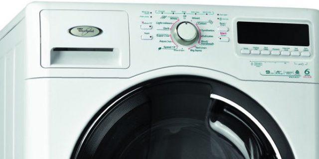 Wasmachine maakt vreemd geluid