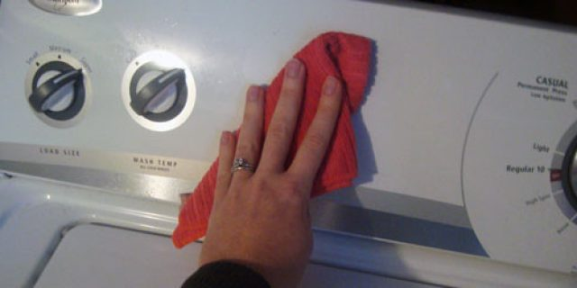 Wasmachine reinigen en onderhouden