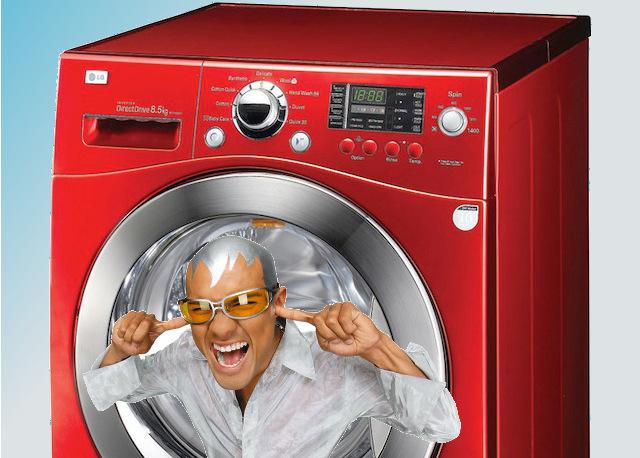 Extreem De wasmachine maakt herrie? Los het eenvoudig op met deze 5 stappen! MF93