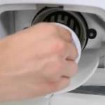 Wasmachine filter